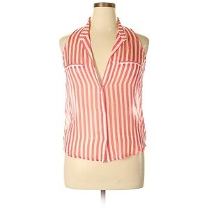 EUC Rory Becca silk blouse, M